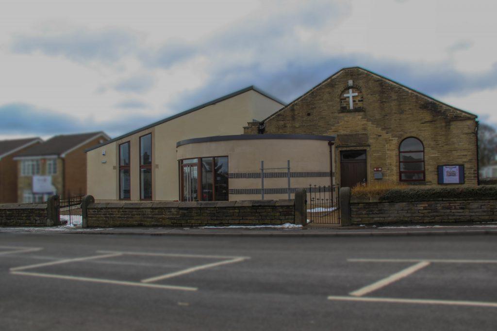 Beacon Community Church, Location